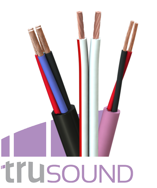 TruSound - Professional Grade Audio and Speaker Cables